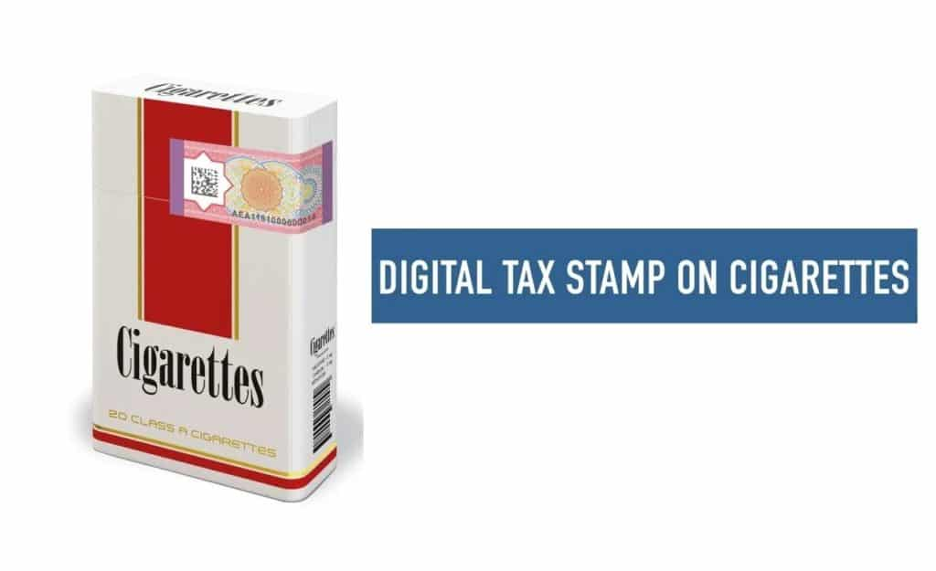 Digital Tax Stamps on Tobacco Products in UAE