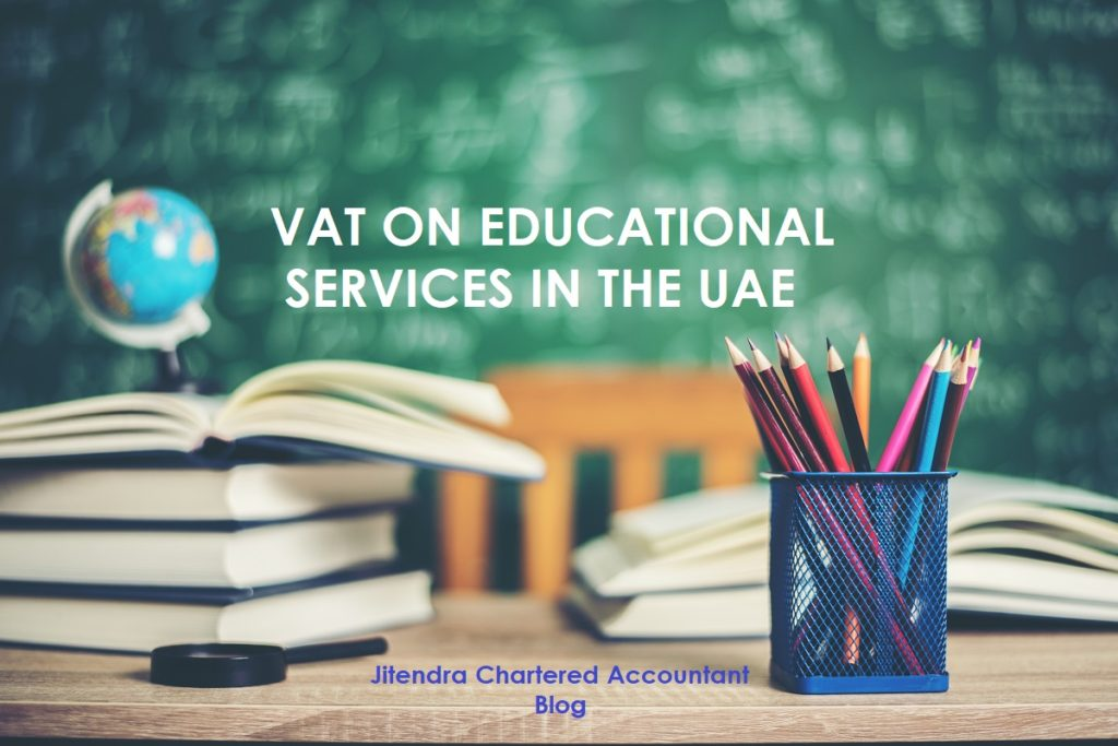 VAT on Educational Services in the UAE