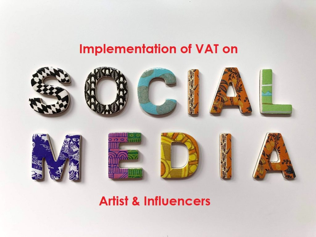 VAT for UAE Artists & Influencers A Checklist to Ensure Compliance