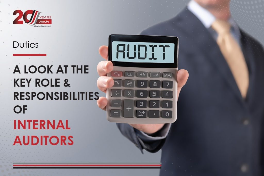 A Look at the Key Role & Responsibilities of Internal Auditors
