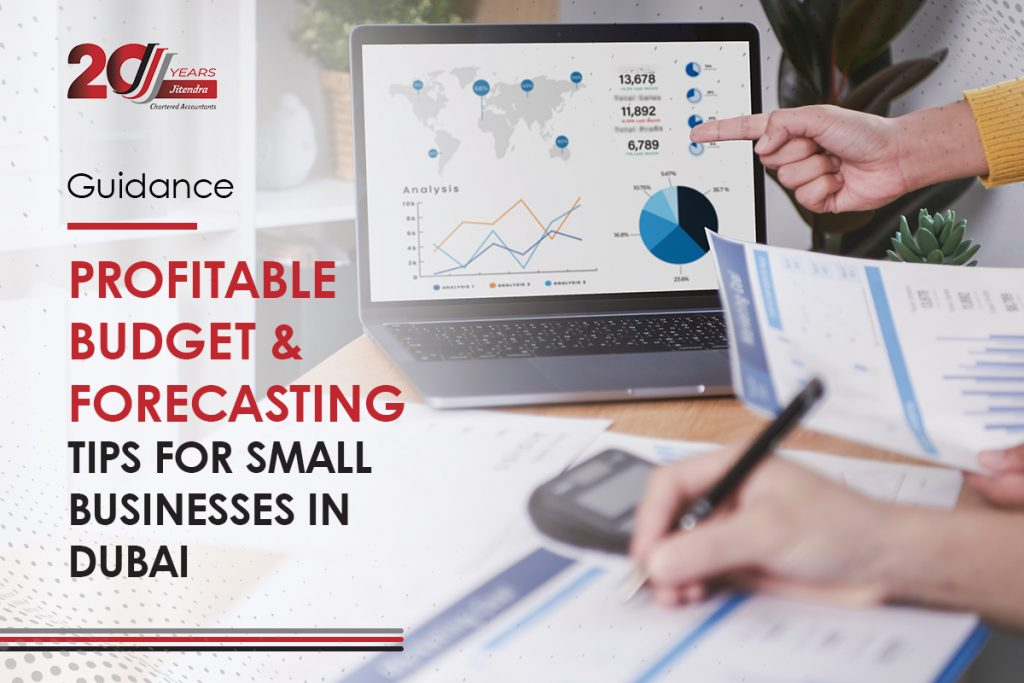 Profitable Budget & Forecasting Tips for Small Businesses in Dubai