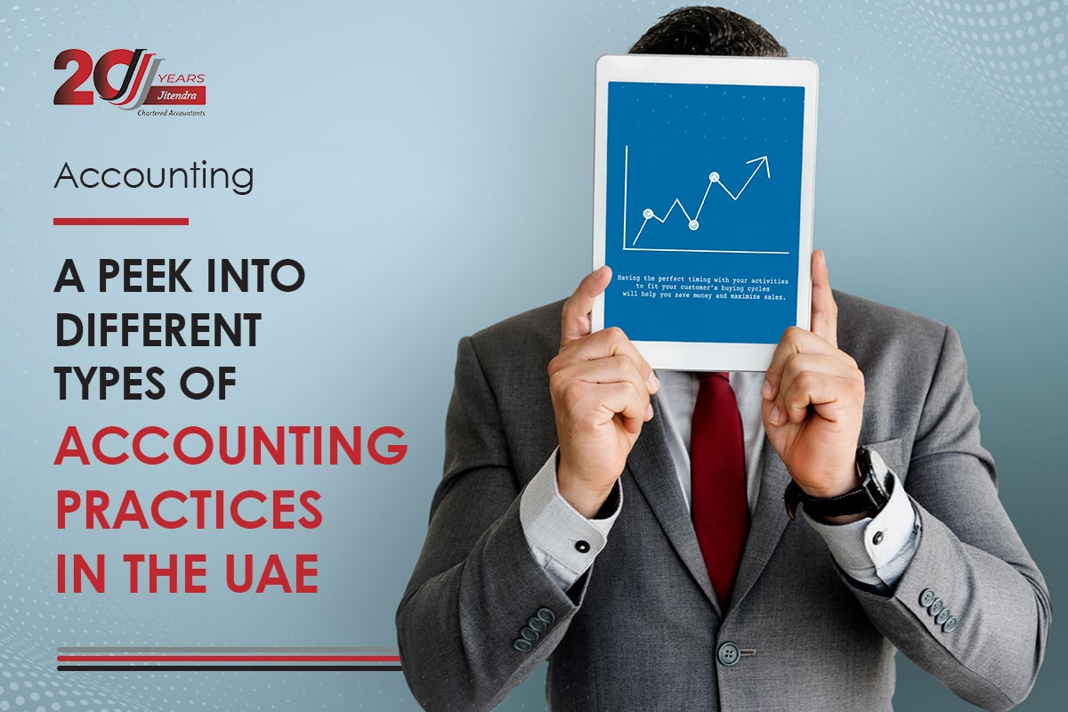 A Peek into Different Types of Accounting Practices in the UAE