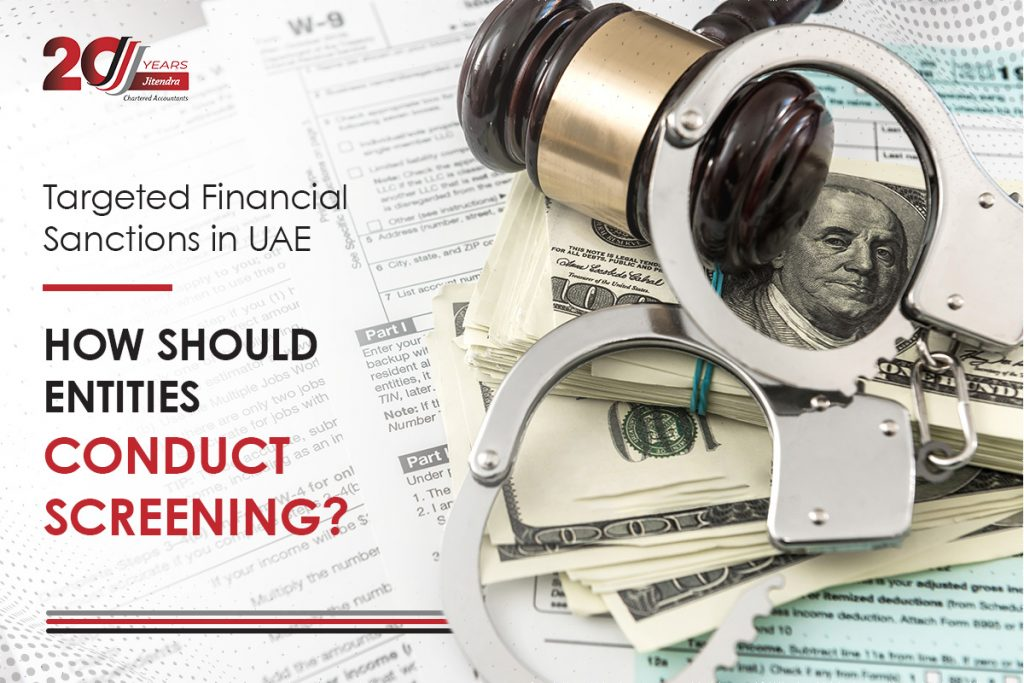 Targeted Financial Sanctions in UAE How Should Entities Conduct Screening