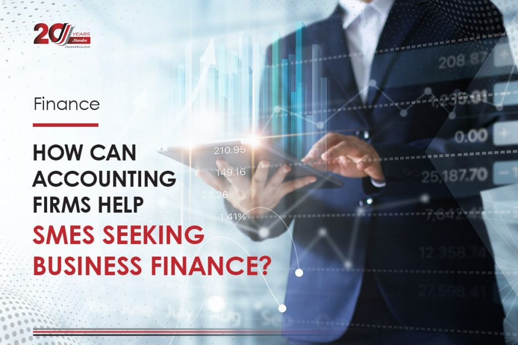 How can Accounting Firms Help SMEs Seeking Business Finance
